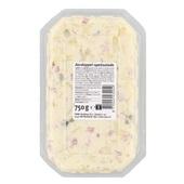 Spar salade aardappel Spek achterkant