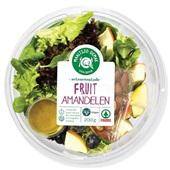 Spar salade amandel en fruit voorkant