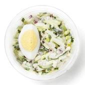 Spar salade ei van columbus voorkant