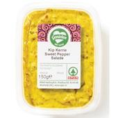 Spar Salade Kip Kerrie Sweet Pepper voorkant