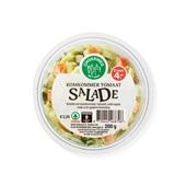 Spar salade komkommer tomaat voorkant