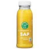 Spar sap sinaasappel banaan voorkant