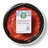 Spar slagerskwaliteit filet americain voorkant