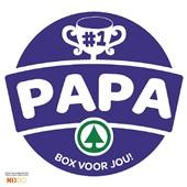Spar verrasings papabox voorkant