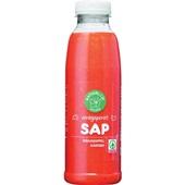 Spar Vruchtensap Sinaasappel/Aardbei voorkant