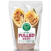 Spar wrap pulled beef voorkant