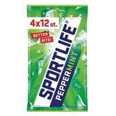 Sportlife peppermint 4-pack voorkant