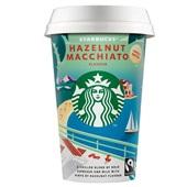 Starbucks hazelnoot macchiato voorkant