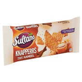 Sultana Knapperrs Kaneel achterkant