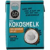 Sum&Sam Kokosmelk Creamy voorkant