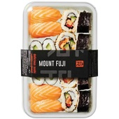 Sushi Ran sushi mount fuji   voorkant
