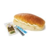 The Bread Office broodje ei voorkant
