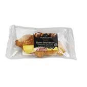 The Bread Office croissant beenham en kaas voorkant