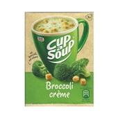 Unox cas broccoli creme voorkant