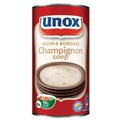 Unox Champignonsoep Creme voorkant