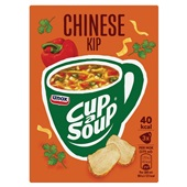 Unox Cup-a-soup Chinese kip voorkant
