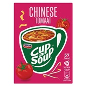 Unox Cup-a-soup Chinese tomaat voorkant