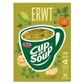 Unox Cup-a-soup erwt voorkant