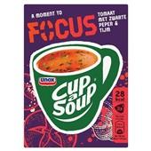 Unox Cup a Soup  focus tomaat voorkant