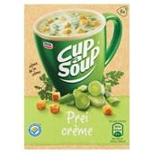 Unox Cup A Soup Soep Prei Creme voorkant