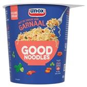 Unox Good noodles garnaal voorkant