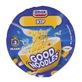 Unox Good Noodles Kip achterkant
