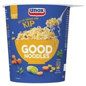 Unox good noodles kip voorkant