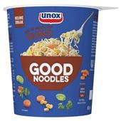 Unox Good Noodles rund voorkant