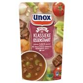 Unox Soep In Zak Ossenstaart voorkant