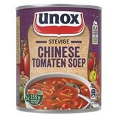 Unox tomatensoep Chinese voorkant