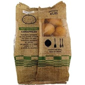 vastkokende aardappelen achterkant