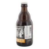 Vedett Speciaalbier Vedett Extra Ipa  Fles 33Cl achterkant