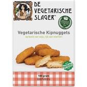 Vegetarische slager kipnuggets vegetarisch voorkant