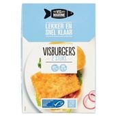 Vis Mari visburger voorkant