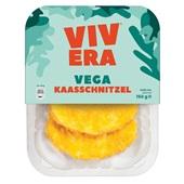 Vivera vegetarische kaasschnitzel voorkant