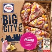 Wagner Big Pizza Pizza Hawaii voorkant