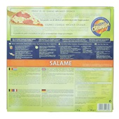 Wagner Sensazione Pizza Salame achterkant