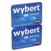Wybert keelsnoepjes Original Duo achterkant
