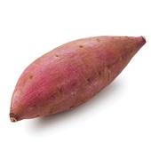 zoete aardappel voorkant